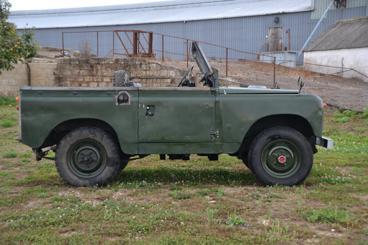 1960 Land Rover Series 2 88 For Sale (picture 2 of 6)