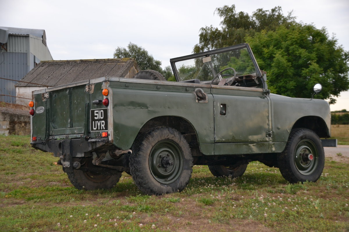 1960 Land Rover Series 2 88 For Sale (picture 3 of 6)
