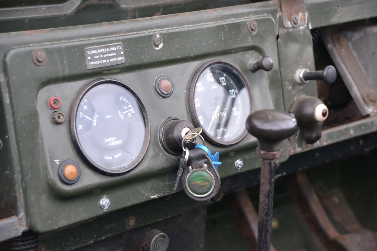 1960 Land Rover Series 2 88 For Sale (picture 4 of 6)
