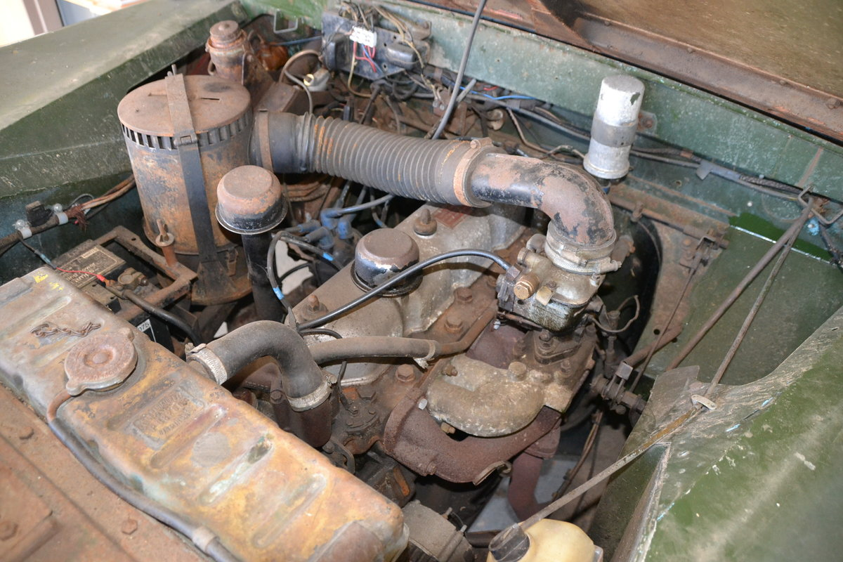 1960 Land Rover Series 2 88 For Sale (picture 5 of 6)