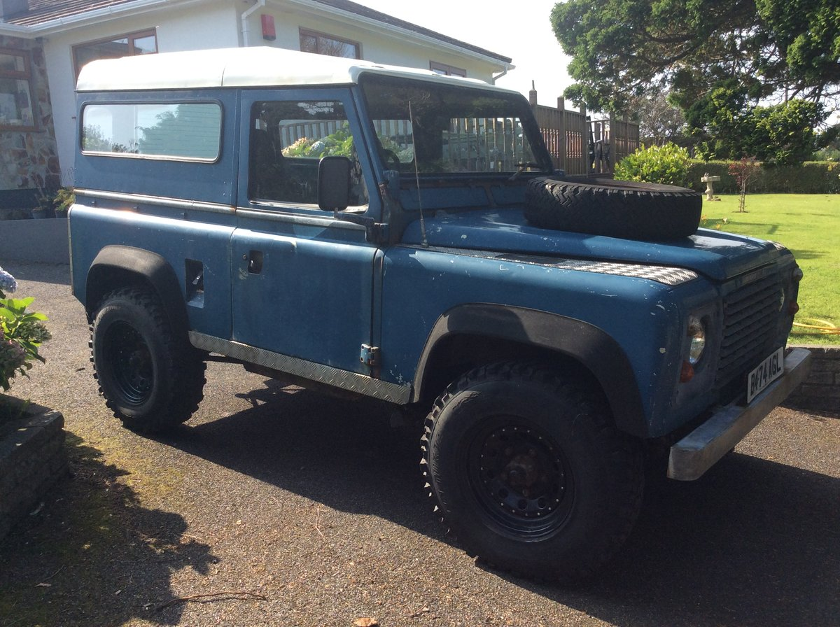 1984 Land Rover Defender 90 For Sale (picture 1 of 1)