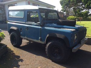 Picture of 1984 Land Rover Defender 90