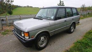 1992 Range Rover Classic