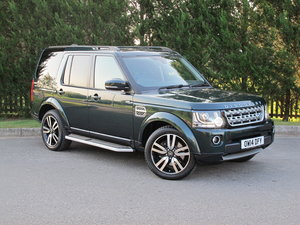 2014 Land Rover Discovery SDV6 HSE Luxury