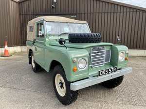 1977 Land Rover® Series 3 *Galvanised Chassis* (OKS) RESERVED