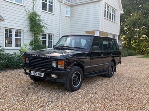 Picture of 1994 Range Rover Classic V8 Vogue SE 'Soft Dash' /// 59k Miles SOLD