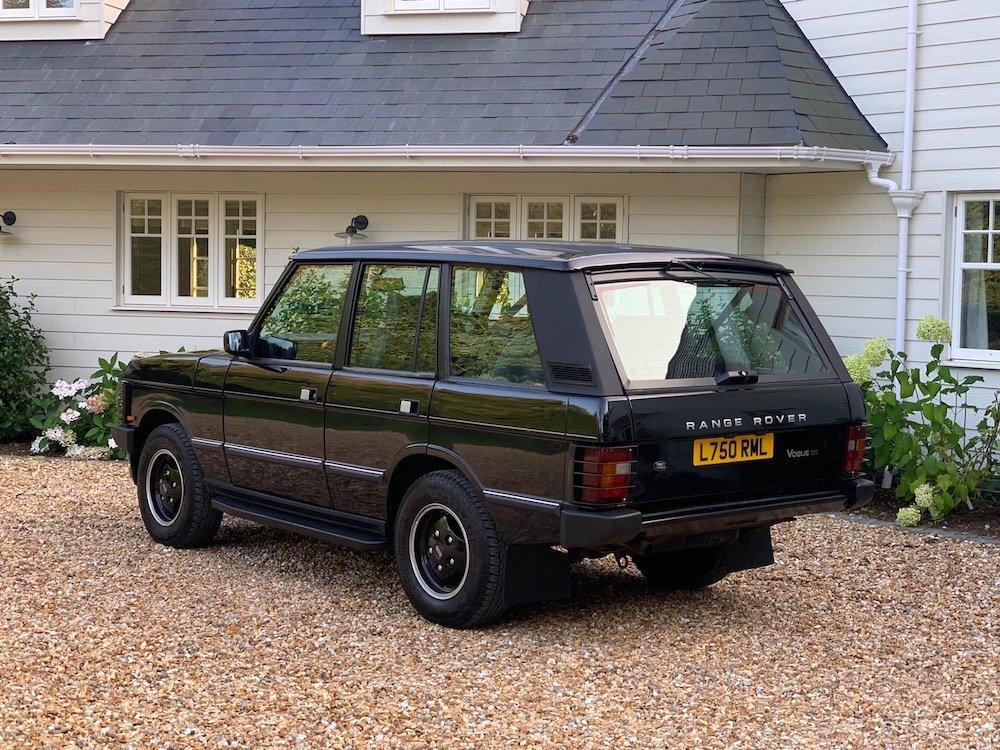 1994 Range Rover Classic V8 Vogue SE 'Soft Dash' /// 59k Miles For Sale (picture 3 of 6)