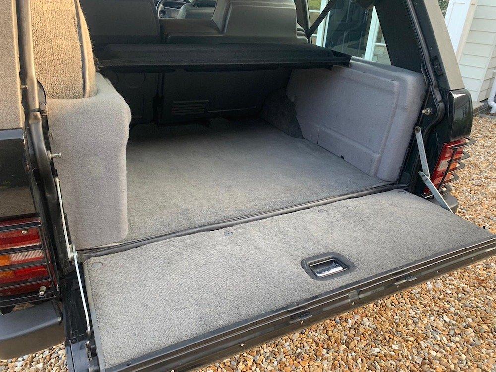 1994 Range Rover Classic V8 Vogue SE 'Soft Dash' /// 59k Miles For Sale (picture 6 of 6)