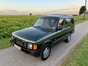 1993 Land Rover Discovery 200Tdi 3 door **BARNFIND**
