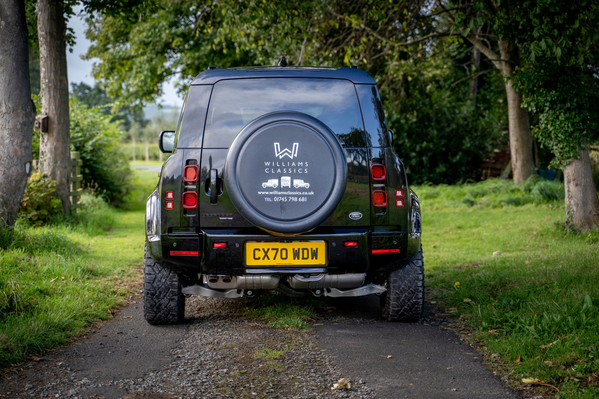 All New 2020 Land Rover Defender 110 D240 HSE Williams Editi For Sale (picture 5 of 6)