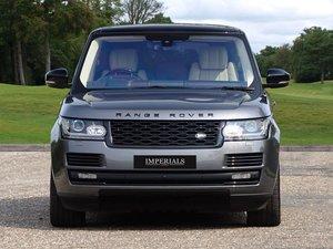 201565 Land Rover RANGE ROVER