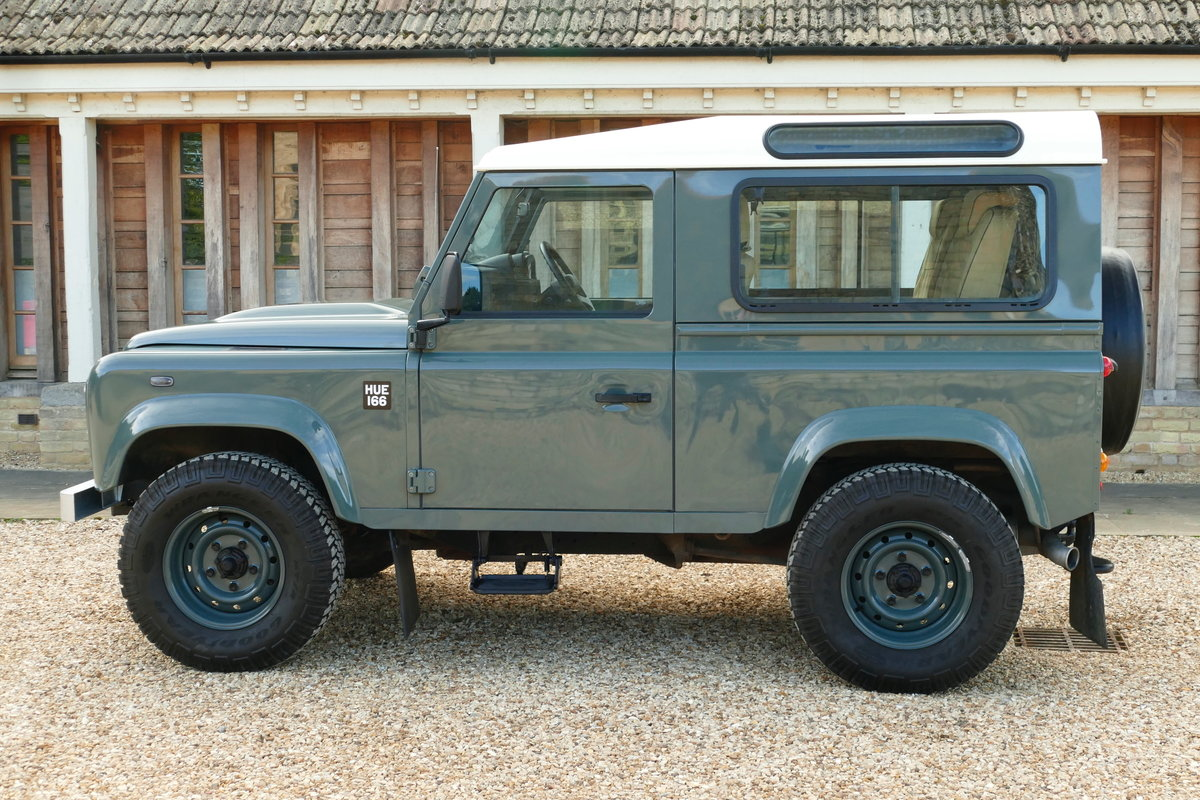 2014 LAND ROVER DEFENDER 90 2.2TDCi RETRO CLASSIC COUNTY STATION  For Sale (picture 4 of 6)