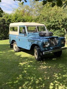 Picture of 1973 Land Rover Classic 88 Series 3