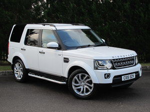 2015 Land Rover Discovery SDV6 XS Commercial