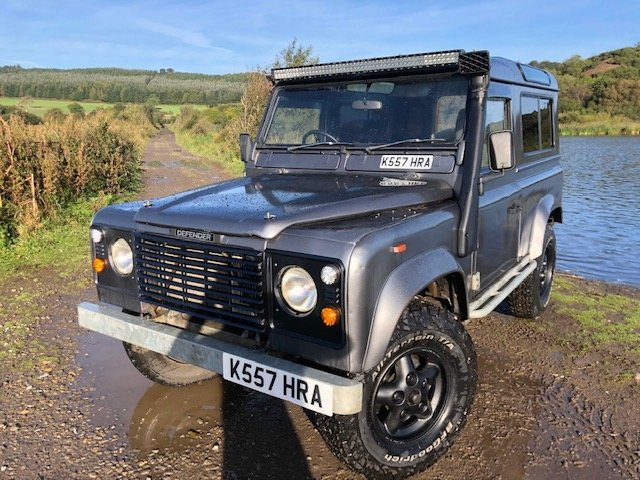 1993 Land Rover Defender 200tdi, Galvanised chassis For Sale (picture 1 of 6)
