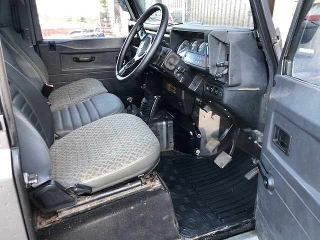 1993 Land Rover Defender 200tdi, Galvanised chassis For Sale (picture 4 of 6)