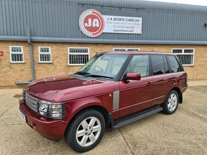 Range Rover V8 Vogue 2005