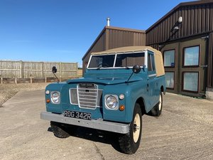 Picture of 1977 Land Rover® Series 3 SOLD SOLD