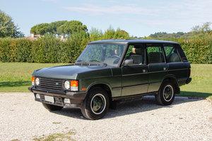 Land Rover Range Rover Vogue 3.9 SE Catalyst 1992