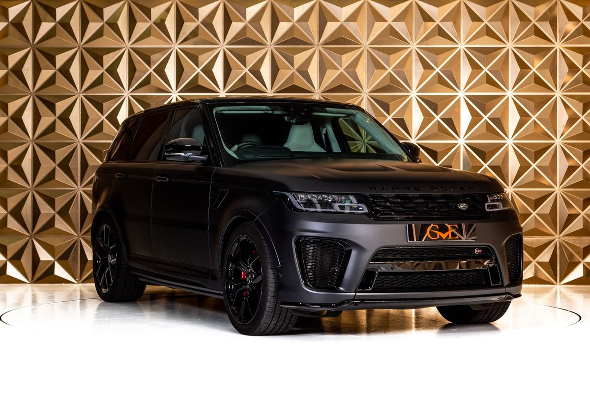 Range Rover SVR 2019/69 For Sale (picture 1 of 6)