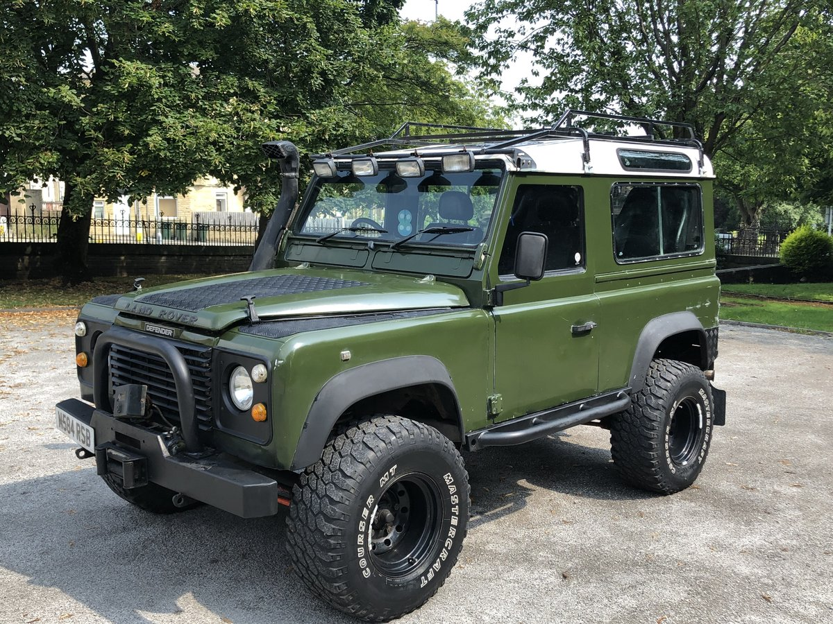 1995 /m Land rover defender 90 300tdi For Sale (picture 2 of 6)
