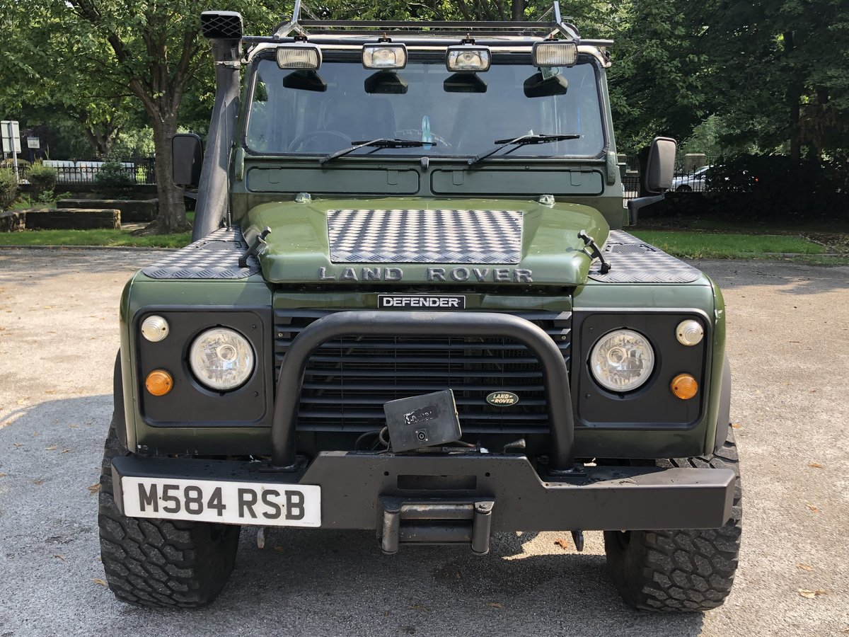 1995 /m Land rover defender 90 300tdi For Sale (picture 3 of 6)