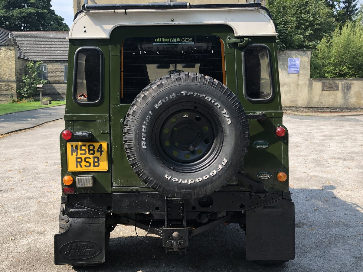1995 /m Land rover defender 90 300tdi For Sale (picture 4 of 6)