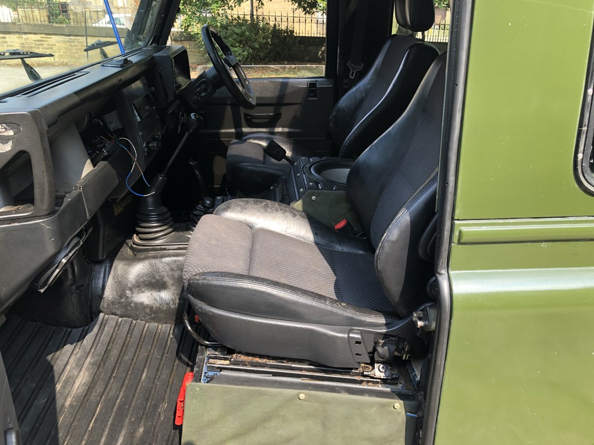 1995 /m Land rover defender 90 300tdi For Sale (picture 5 of 6)