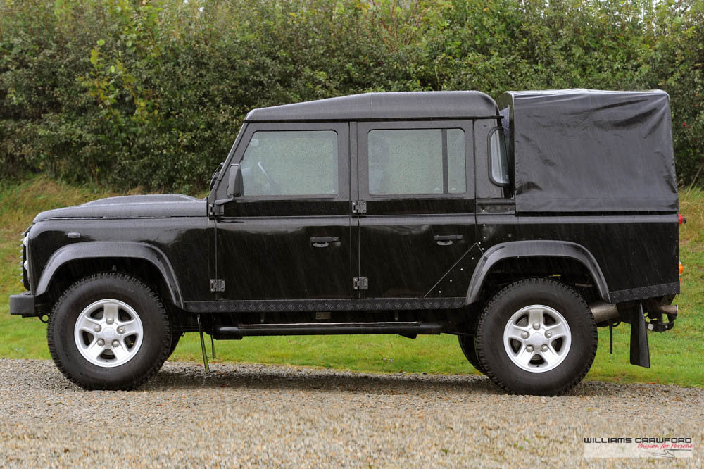 2013 Land Rover Defender 110 XS TD double cab pick-up (NO VAT) SOLD (picture 2 of 6)