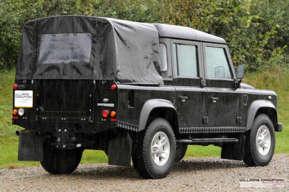 2013 Land Rover Defender 110 XS TD double cab pick-up (NO VAT) SOLD (picture 3 of 6)