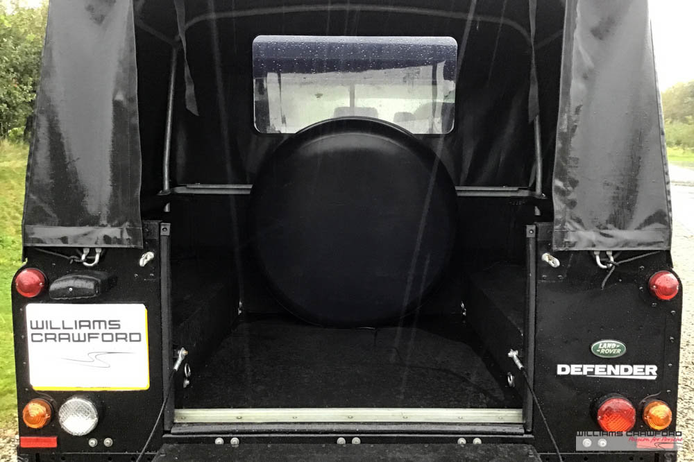 2013 Land Rover Defender 110 XS TD double cab pick-up (NO VAT) SOLD (picture 4 of 6)