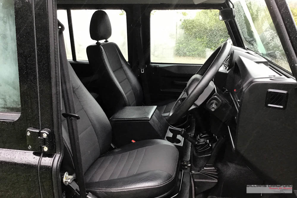 2013 Land Rover Defender 110 XS TD double cab pick-up (NO VAT) SOLD (picture 6 of 6)