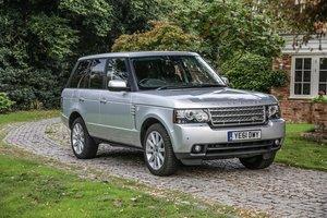 2011 Range Rover Vogue TDV8 For Sale