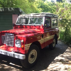 1982 Land Rover  Series 3 County Safari - Reduced again