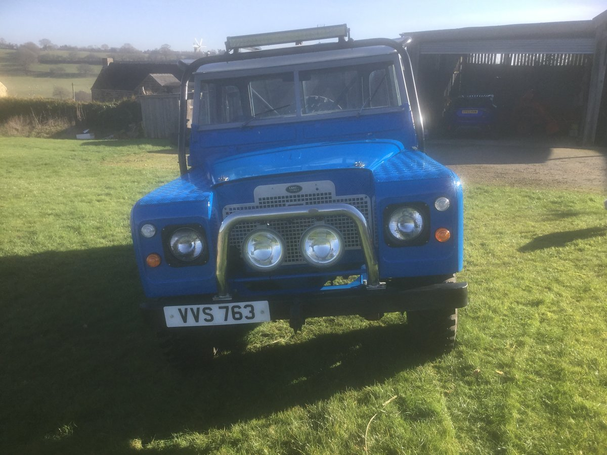 1959 Land Rover pick up For Sale (picture 2 of 6)