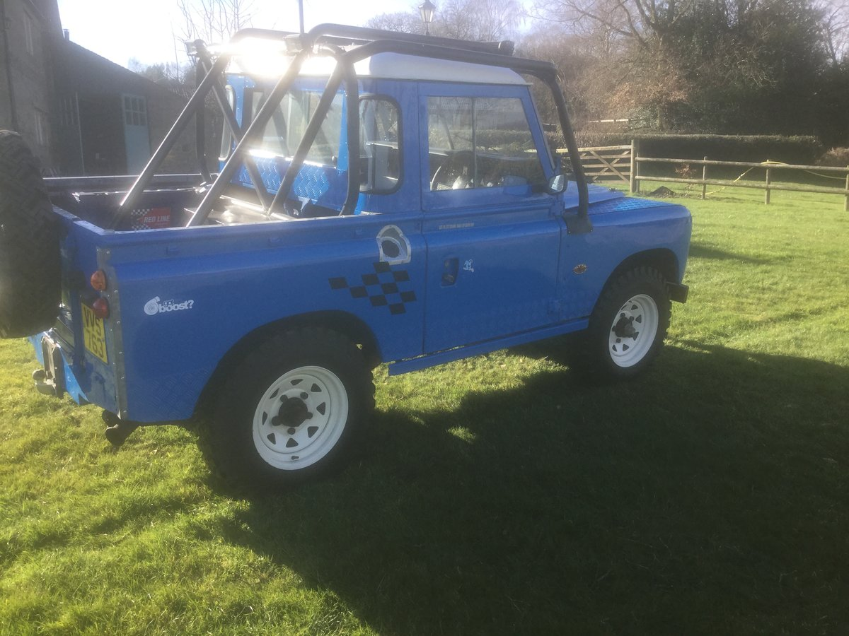 1959 Land Rover pick up For Sale (picture 3 of 6)