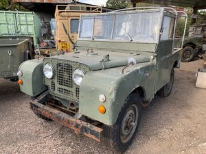 Picture of 1950 Series 1 80 inch Left Hand Drive  For Sale