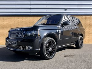 Picture of 2011 LAND ROVER RANGE ROVER 4.4 TDV8 // AUTOBIOGRAPHY // 313 BHP For Sale