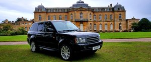 Picture of 2008 LHD RANGE ROVER SPORT HSE 2.7 TDV6, LEFT HAND DRIVE
