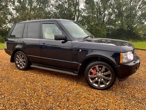 Picture of 2009 RANGR ROVER 3.6 TDV8 VOGUE SE AUTOMATIC SOLD
