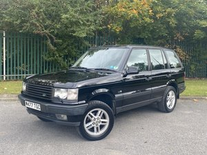 Picture of 2000 range rover p38 4.6 vogue - only 2 former keepers SOLD