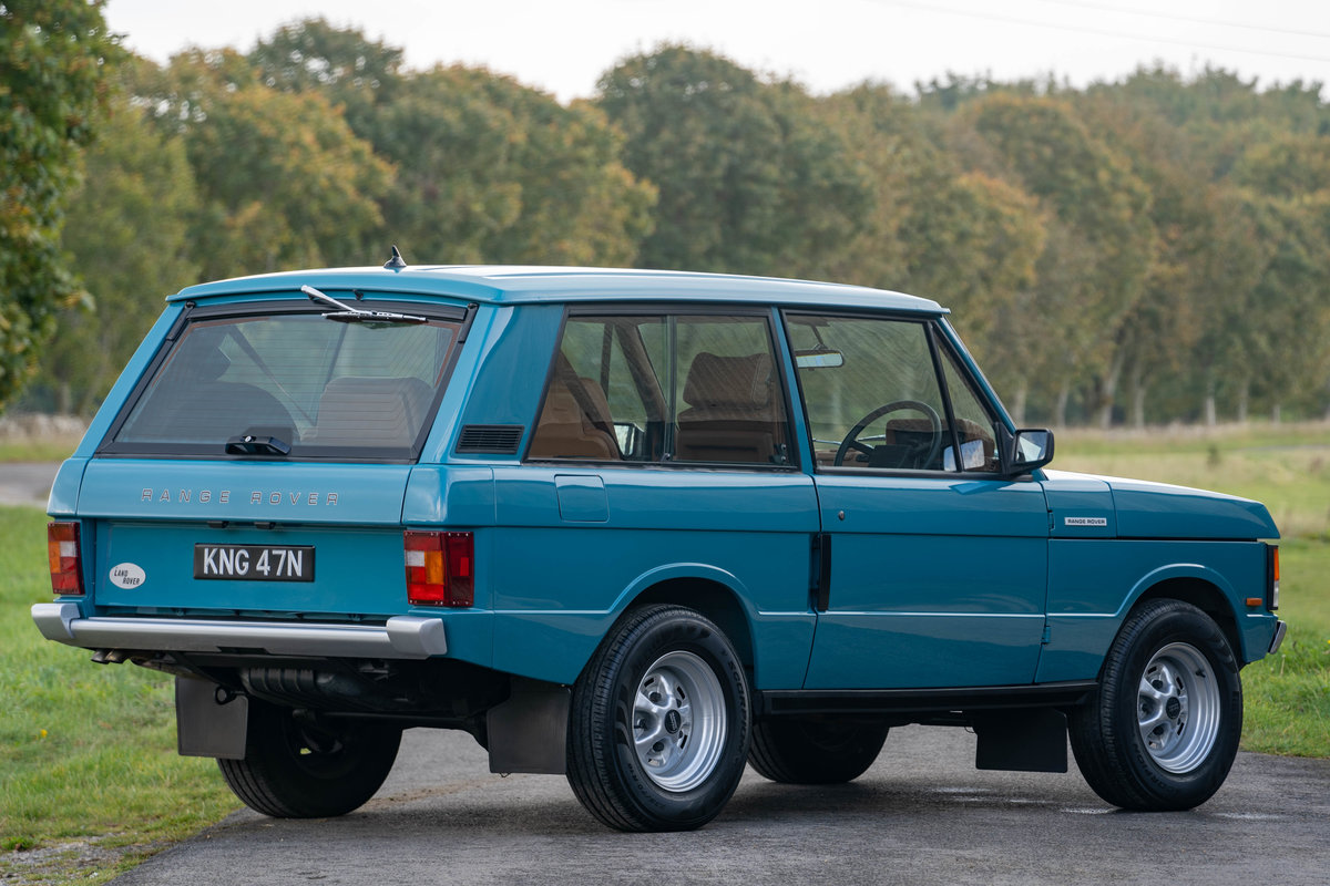 1992 Range Rover 4.5 Re-Engineered by Kingsley For Sale (picture 2 of 6)