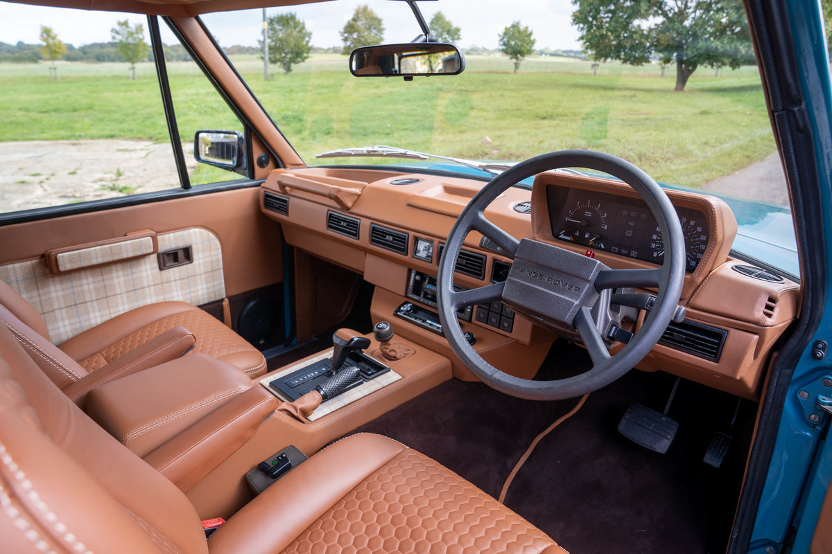 1992 Range Rover 4.5 Re-Engineered by Kingsley For Sale (picture 3 of 6)