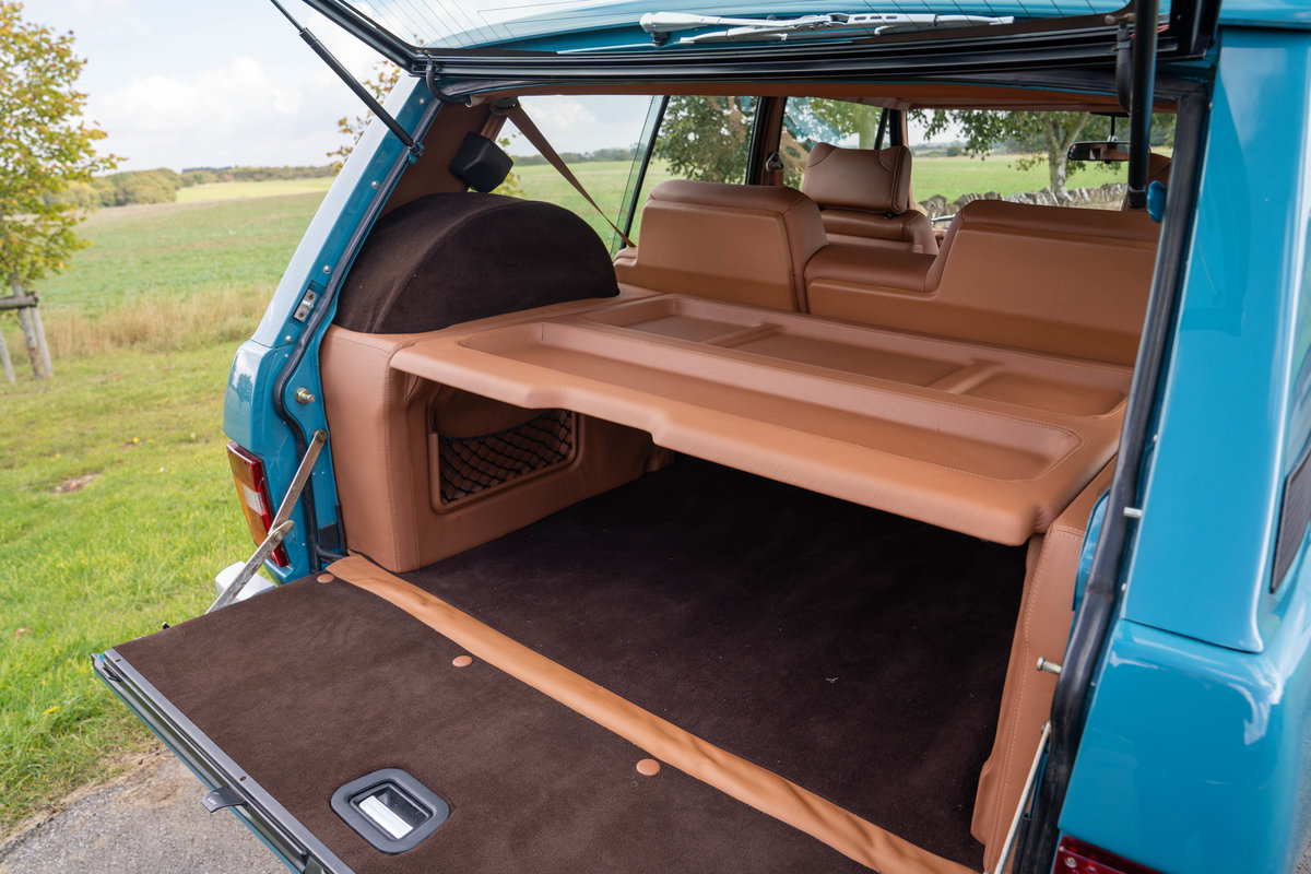 1992 Range Rover 4.5 Re-Engineered by Kingsley For Sale (picture 6 of 6)