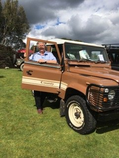 1986 90 County V8 Only 38000m original factory paint SOLD (picture 1 of 6)