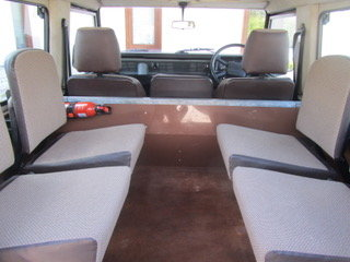 1986 90 County V8 Only 38000m original factory paint SOLD (picture 3 of 6)
