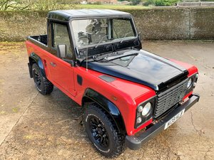 1996 DEFENDER 90 300TDi TRUCK CAB+LOW MILES