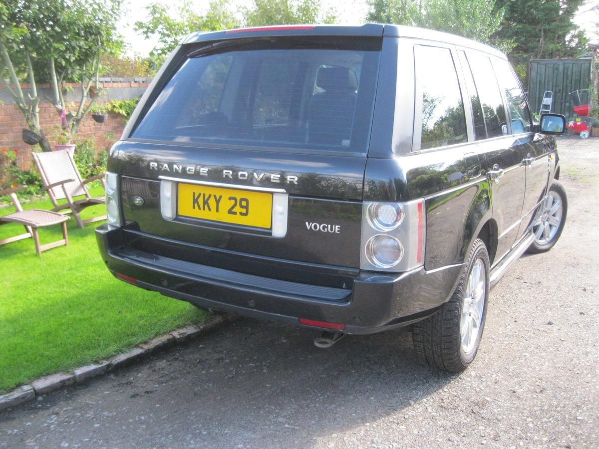 2005 range rover vogue td6, looks great For Sale (picture 2 of 6)