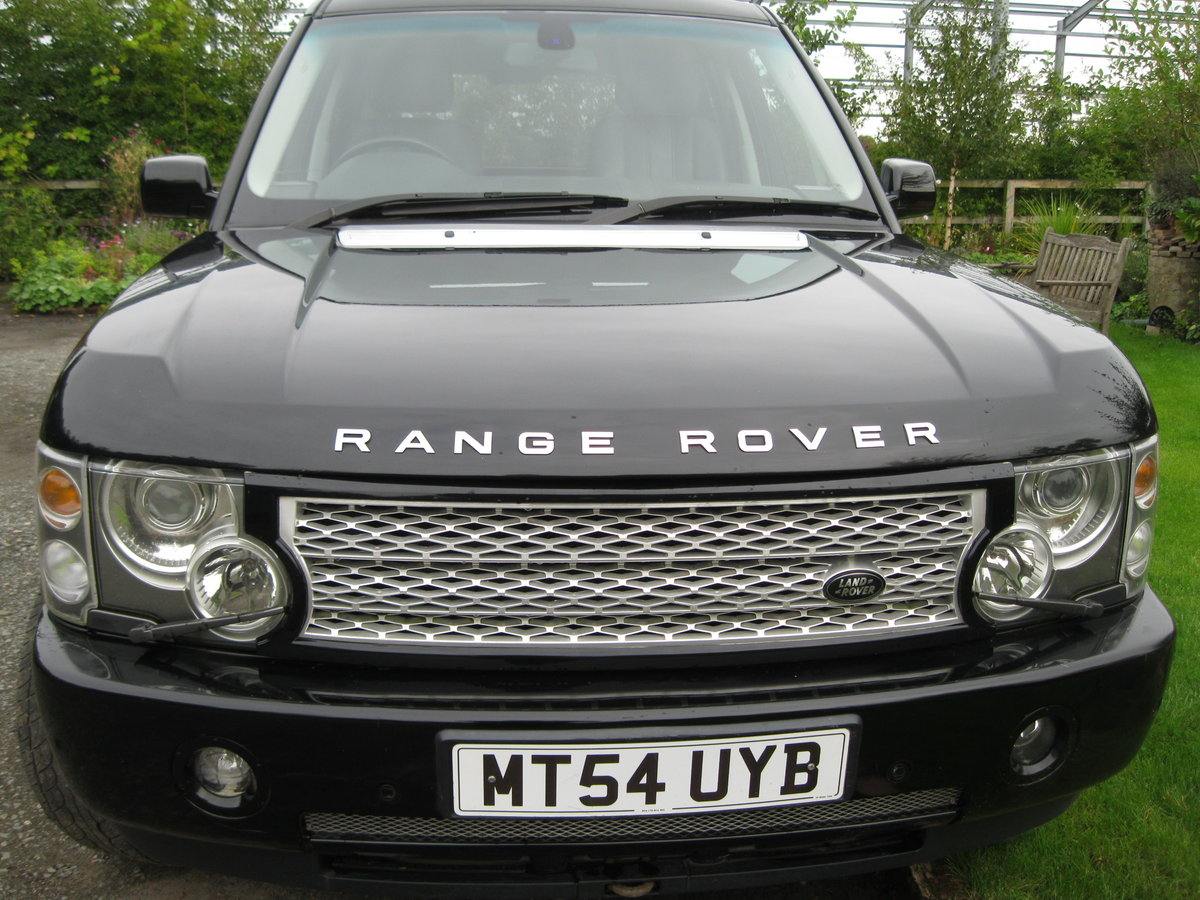 2005 range rover vogue td6, looks great For Sale (picture 4 of 6)