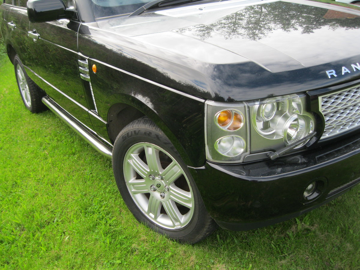 2005 range rover vogue td6, looks great For Sale (picture 5 of 6)